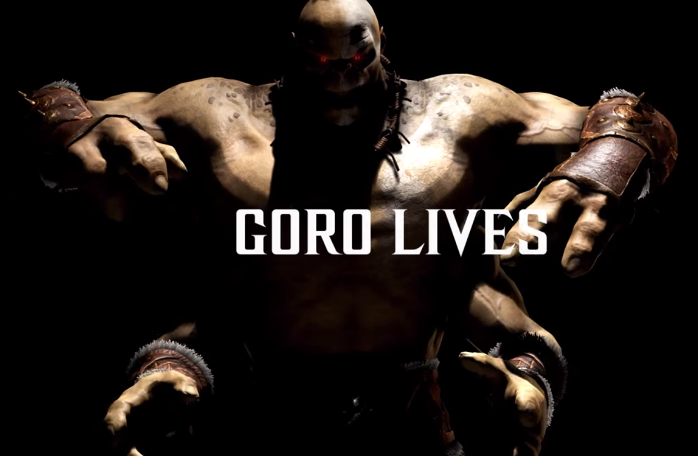 Goro Lives
