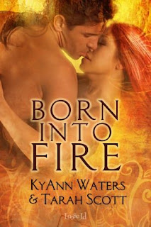 Review: Born into Fire by KyAnn Waters & Tarah Scott
