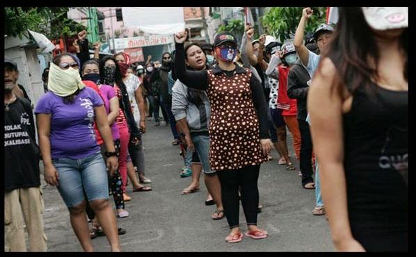 "INDONESIA : PUSAT PELACURAN TERBESAR DAN TERTUA DI ASIA DI ARAH ""CUTI"""