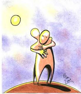 Um simples abraço