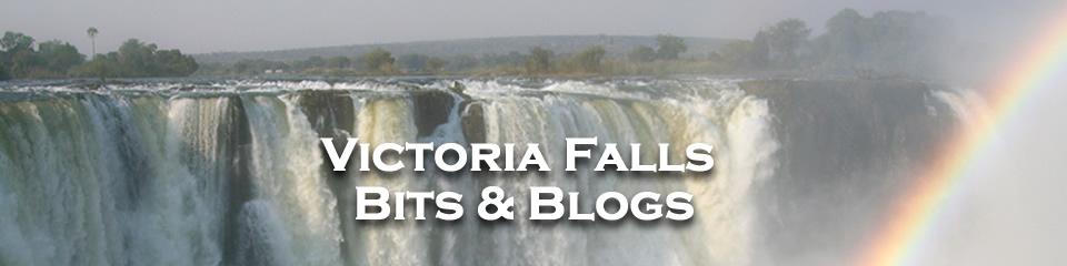 Victoria Falls Bits and Blogs