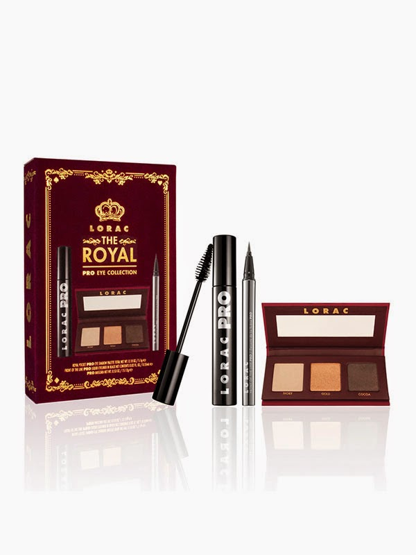 LORAC Cosmetics: The Royal Pro Eye Collection