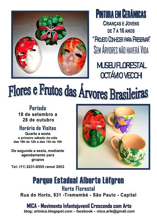 Exposição de Cerâmicas até 1 de dezembro