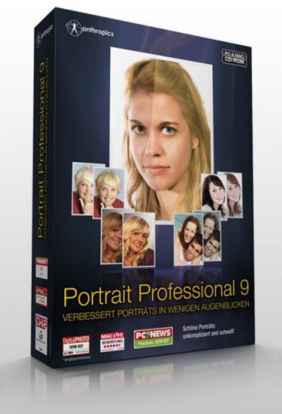 Baixar Portrait Professional 1215 Mac - Grátis em