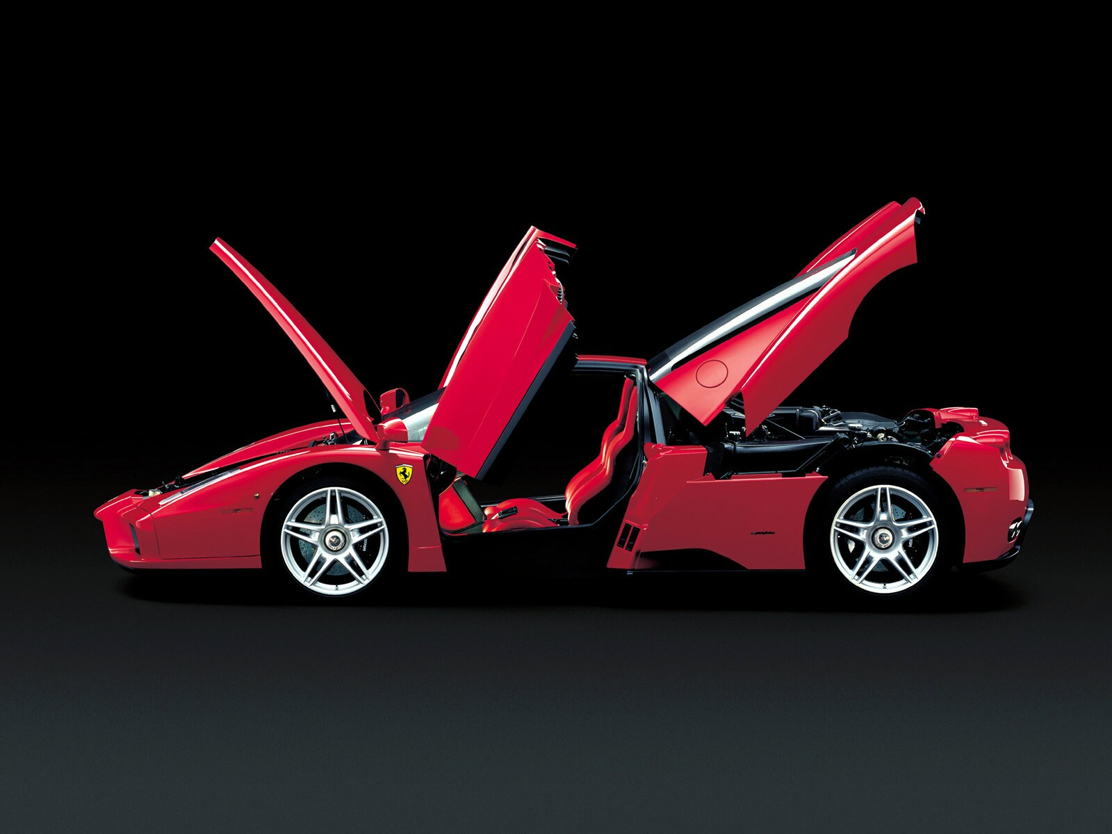 Ferrari Enzo HD Wallpaper