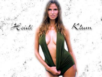 Heidi Klum Hot and Sexy