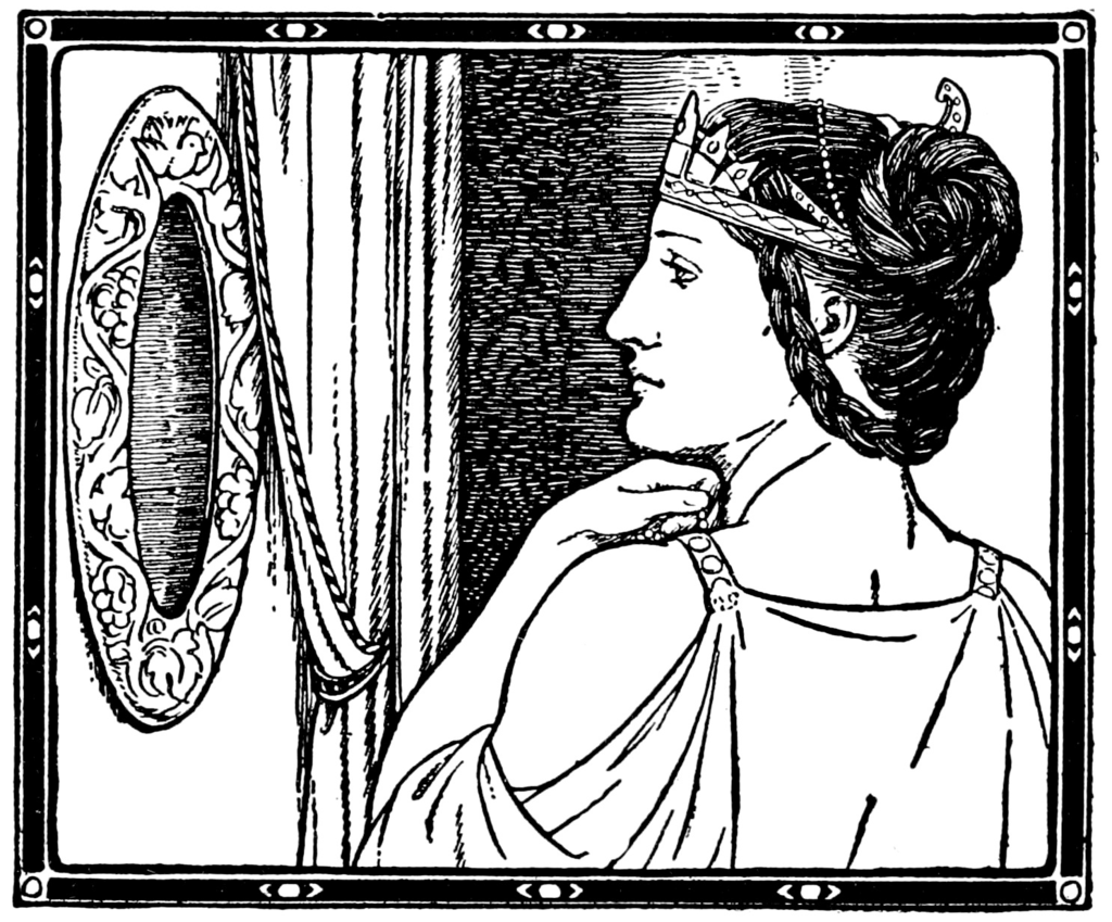 Ciau specchio specchio delle mie brame - Specchio di biancaneve ...