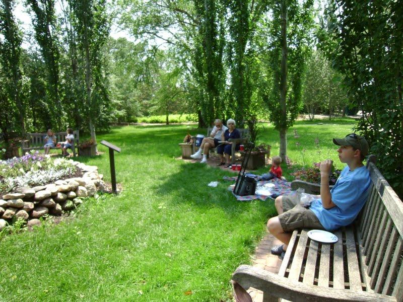 Cornerstone Retreat: McCrory Gardens, Brookings SD