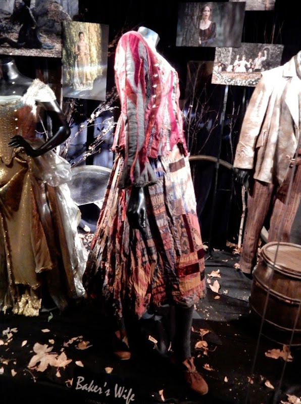 Into the Woods Baker's Wife movie costume