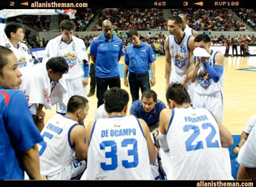 Gilas PH coach Chot Reyes will go to Africa