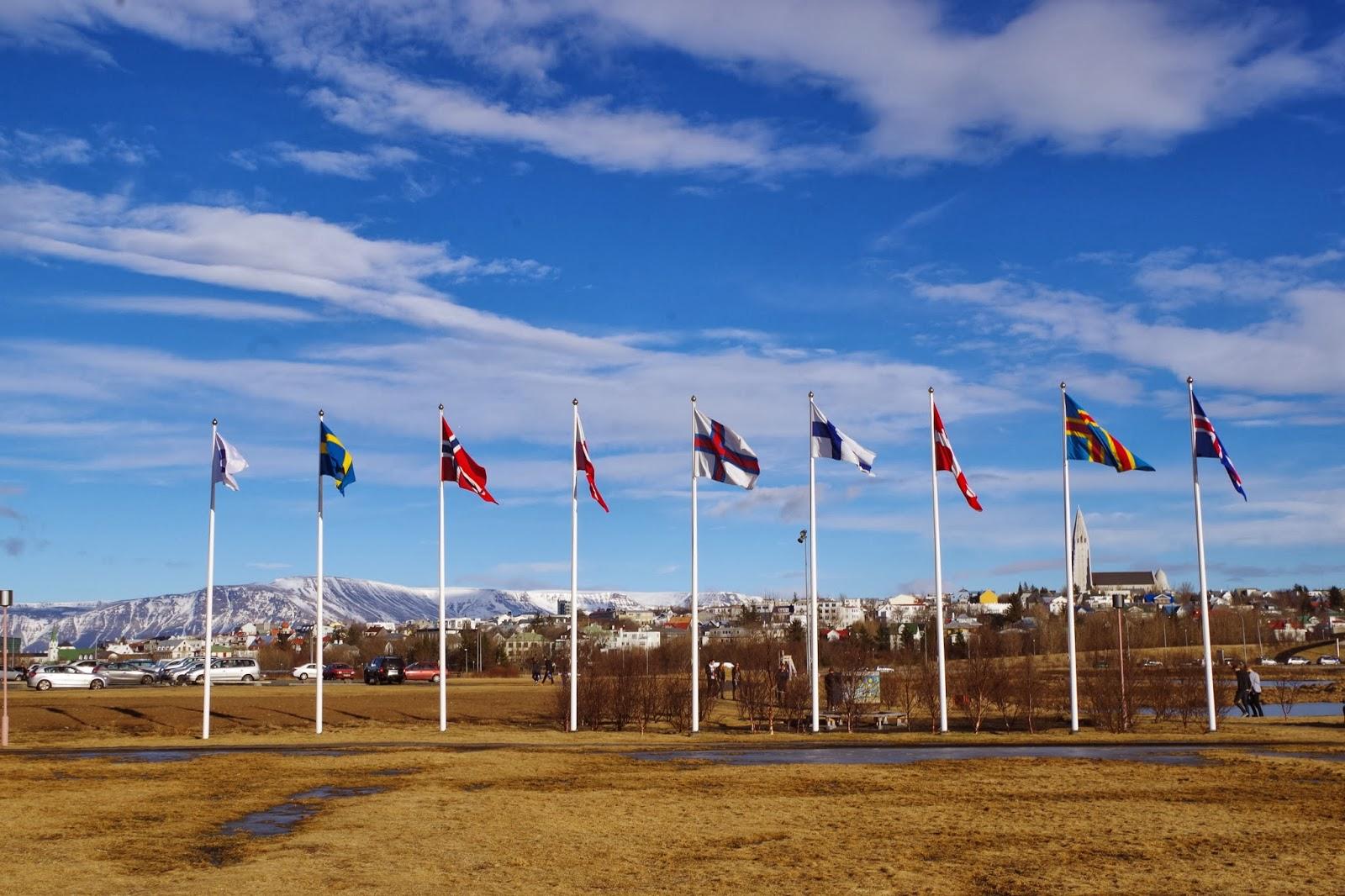 師匠と旅: 2013春アイスランド1:到着、アイスランド大学、ノルディックセンター