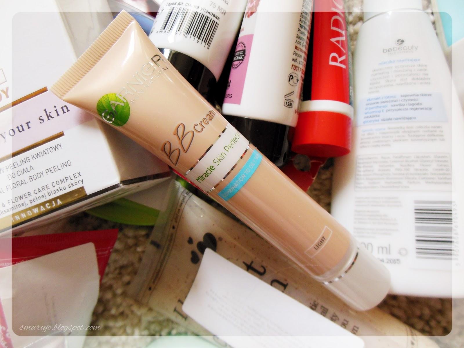 Zagadkowy Garnier – Miracle Skin Perfector –krem BB dla cery tłustej i mieszanej [recenzja]