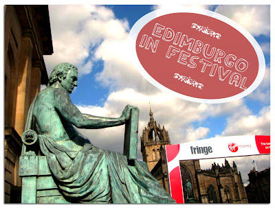 Festival di Edimburgo: Fringe e Military Tattoo