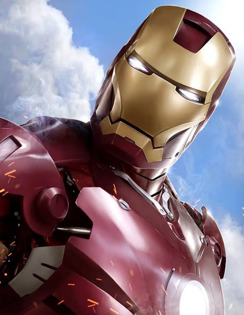 Tutorial Membuat Iron Man Dengan Photoshop
