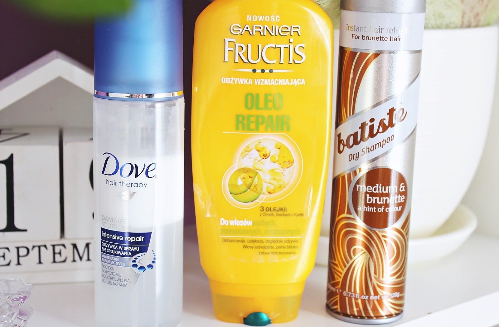 Produkty do włosów, których nie kupię ponownie