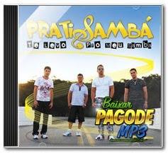 PratiSambá   Te Levo Pro Meu Samba