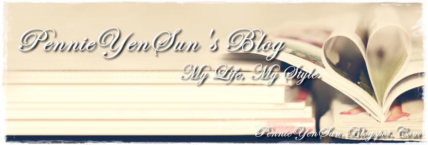 Pennie YenSun&#39;s Blog