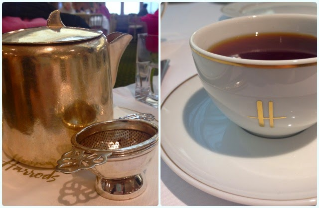 Afternoon Tea at Harrods