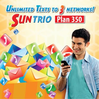Sun Trio Plan 350 Free Android Phone
