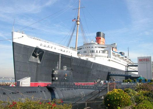 Queen Mary Ship Long Beach Unsolved Mysteries