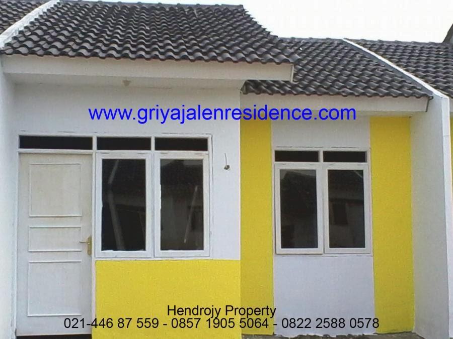 Rumah Subsidi Nuansa Cluster Griya Jalen Residence  Bekasi