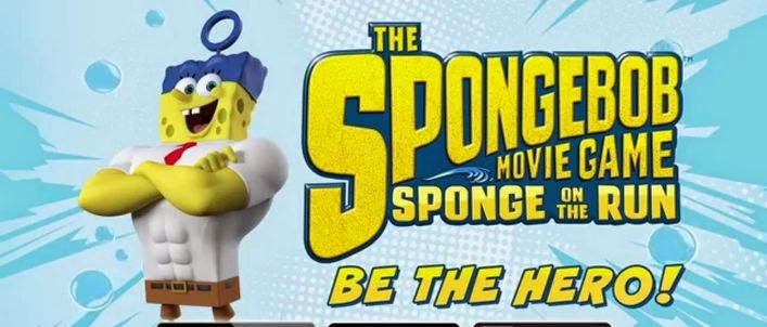 SpongeBob: Sponge on the Run Apk Obb