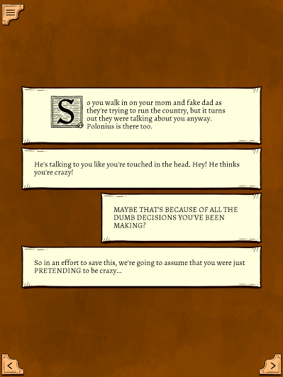 Gamebook iPad review