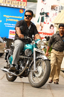 suresh gopi in bike