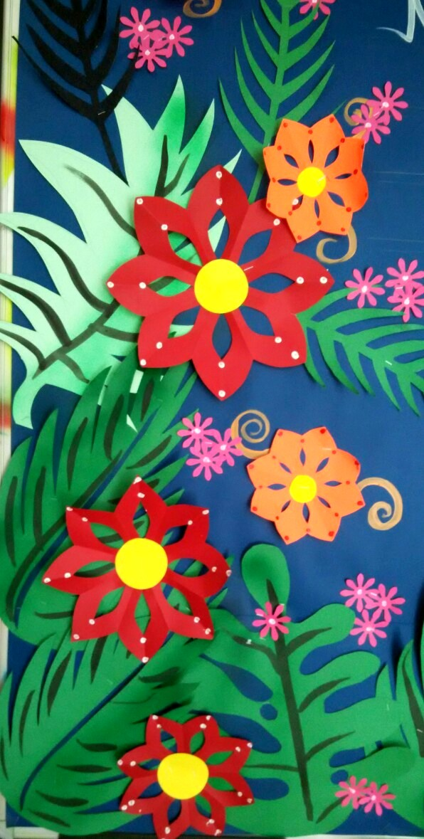 Classroom Decoration Ideas For Spring ~ Art craft ideas and bulletin boards for elementary