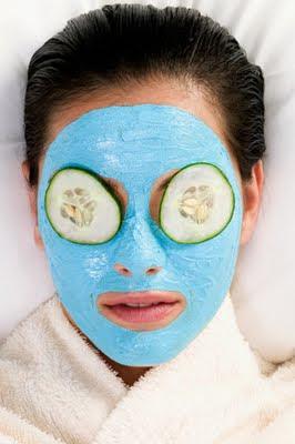 como aplicar máscaras faciais