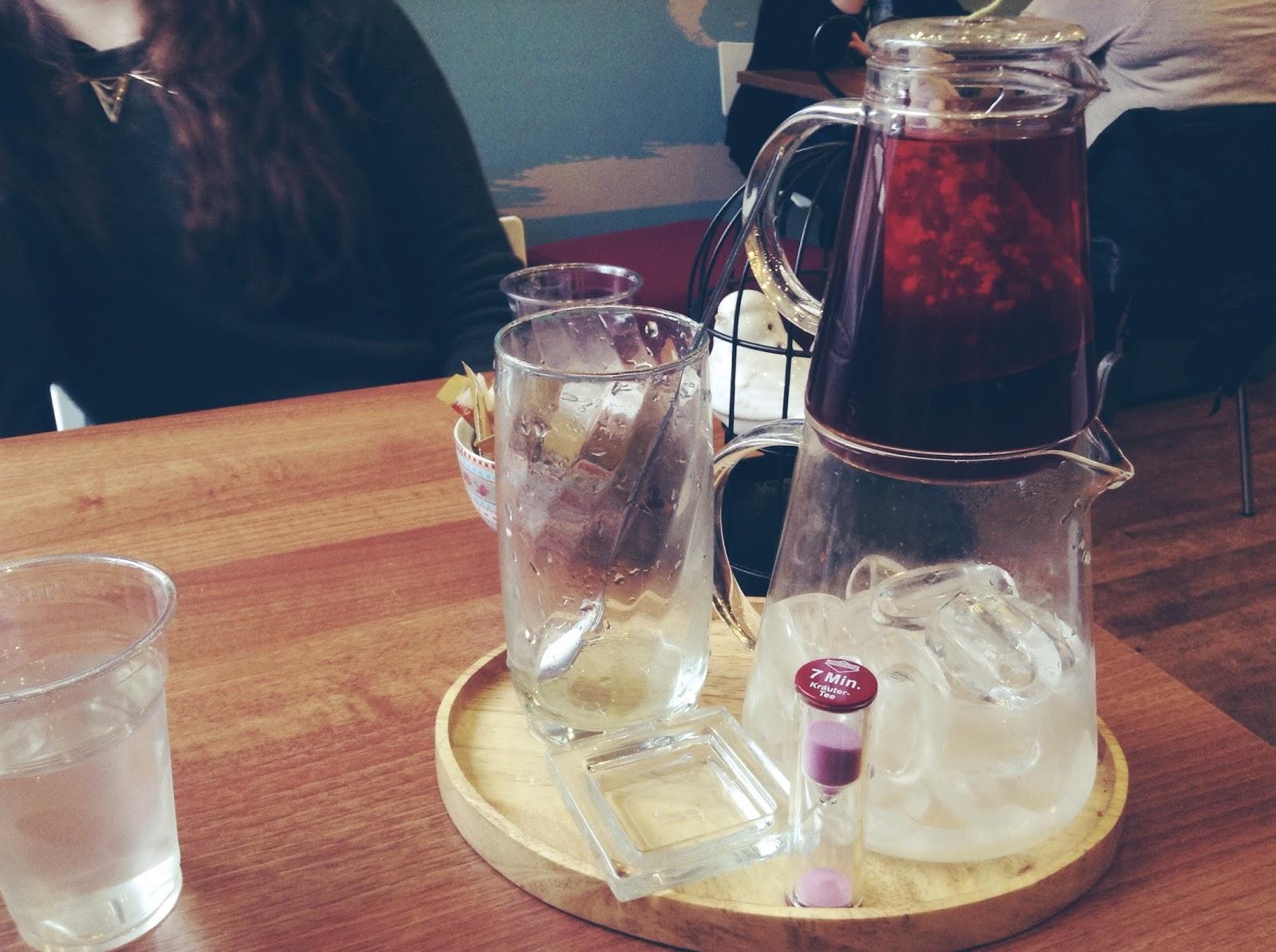 Cup Aberdeen cafe