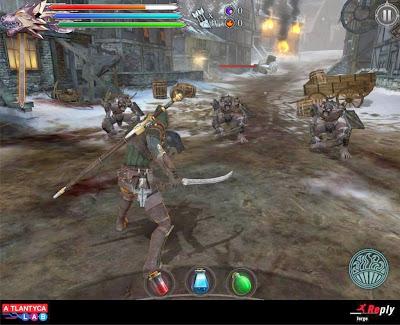 joe dever s lone wolf gameplay screenshot joe dever s