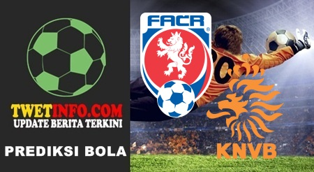 Prediksi Czech Republic U19 vs Netherlands U19