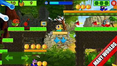 Jungle Castle Run 3 v2.0 Apk-screenshot-3