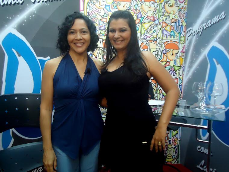 Luciana Oliveira e Valéria Oliveira