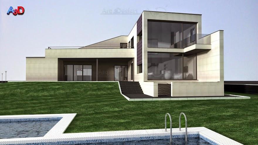 3D Salamanca Infografia Proyecto A3D Arq3Design