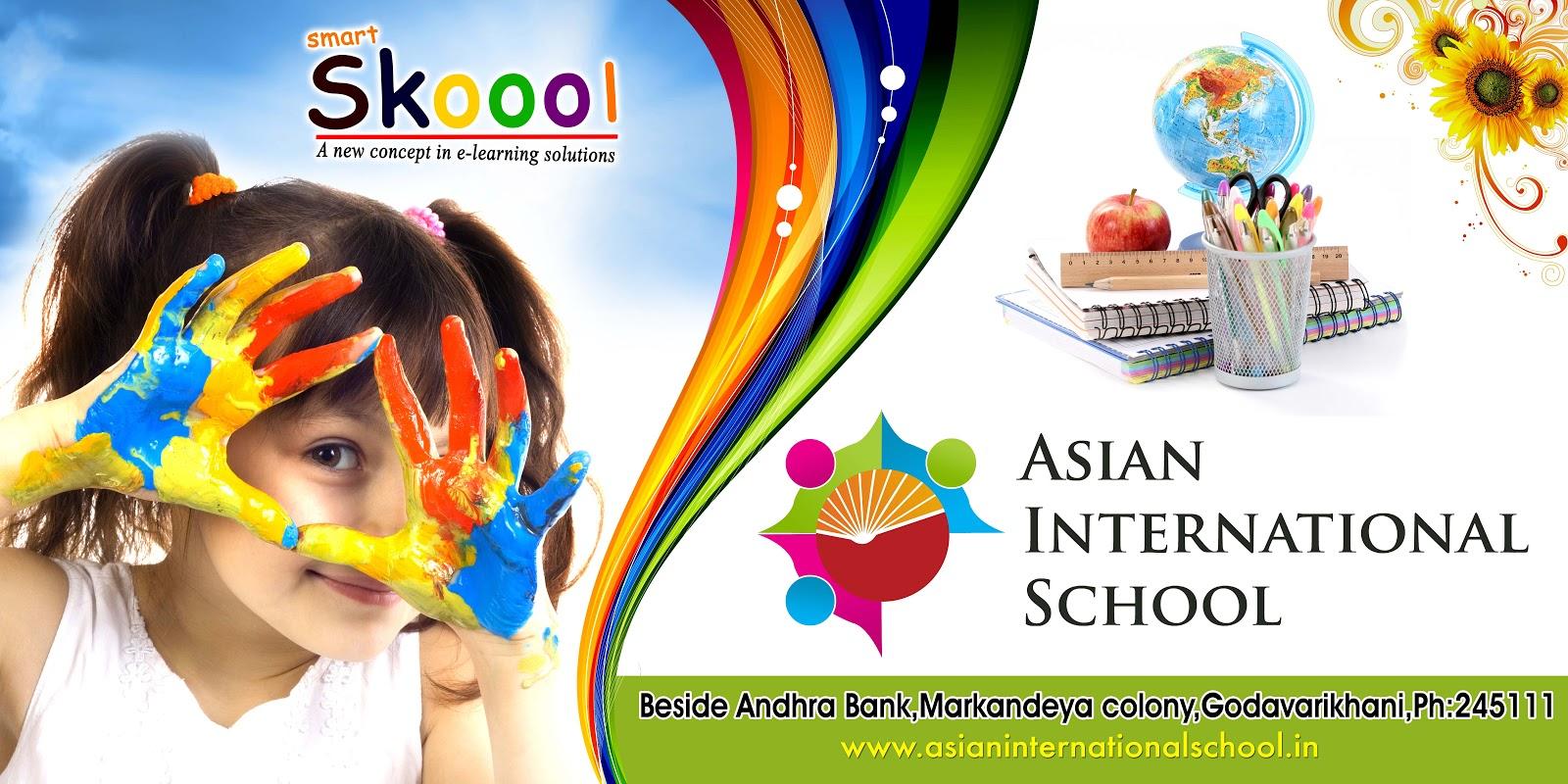 School Banners Design