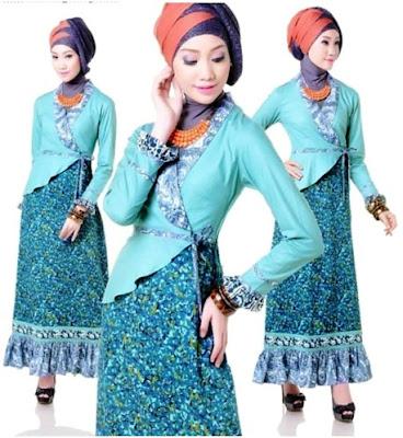 Koleksi Busana Muslim Paling Populer