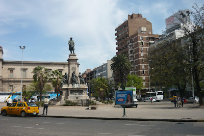 Plaza Velez Sarfield
