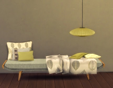 My sims 4 blog awesims cleopatra day bed set conversion for Cleopatra bedroom set