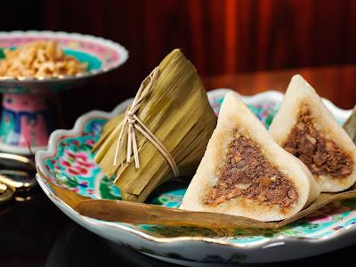 娘惹鸡肉粽