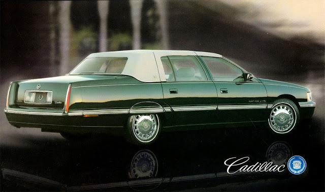 1999 キャデラック・フリートウッド・リミテッド | Cadillac Fleetwood Limited