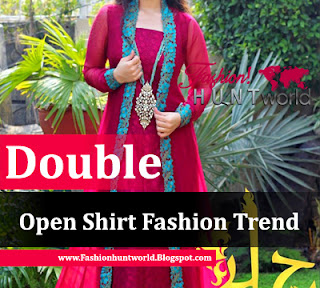 Indian And Pakistani Front Open Formal Shirts 2015-2016