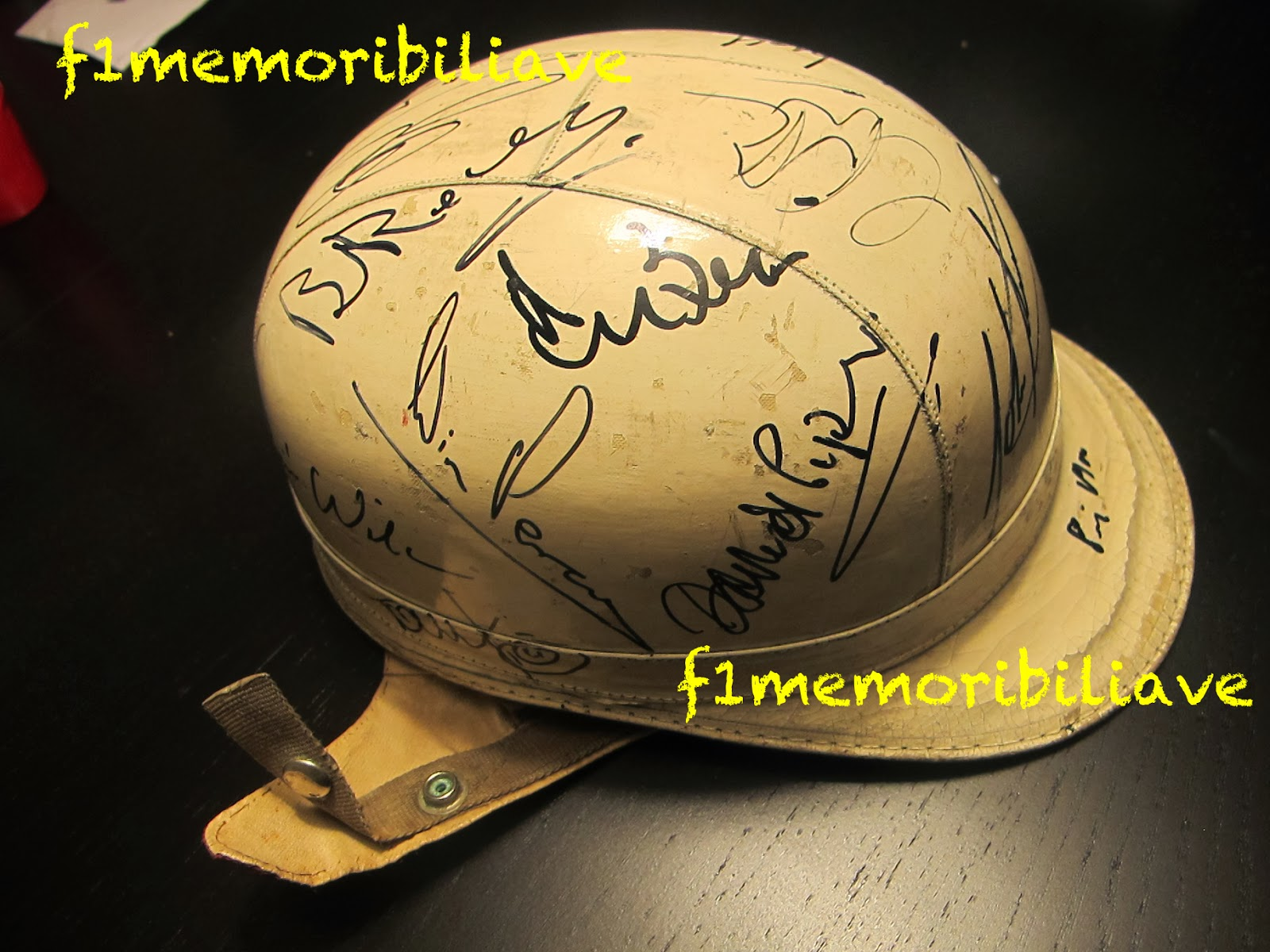 Everoak Helmet Multi Signed Everoak Helmet