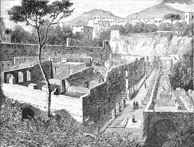 Ruinas de Herculano. Lacasamundo. Com