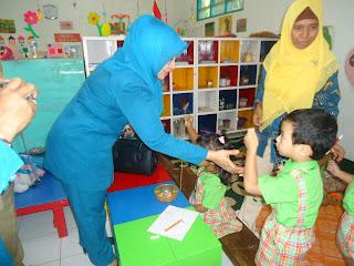 Gending Wakili Gerakan Sayang Ibu