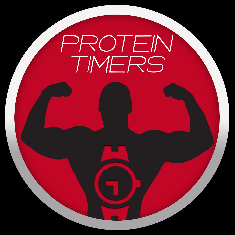 Logo For Protein Timers Creative Ice Gfx Creative Ice Gfx