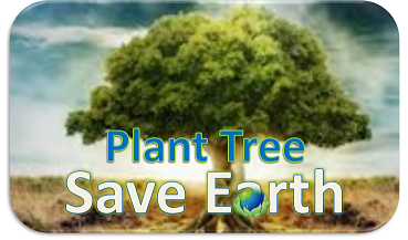 Plant Tree Save Earth - Master Adviser