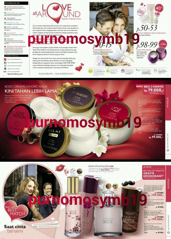 Katalog Promo Oriflame Februari 2016