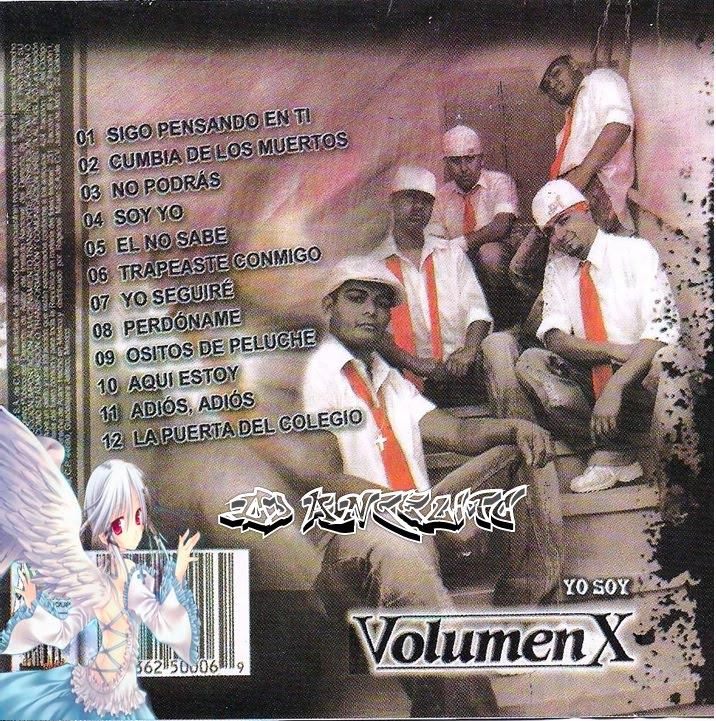 Volumen X - Sigo pensando en ti Soy yo 4Smp3 - Taringa!
